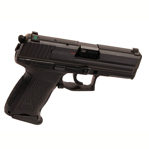 Heckler & Koch P2000 V3 DA/SA 9mm NoSfty/Deckr w/NS 13rd