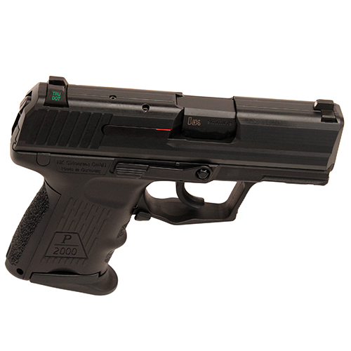 Heckler & Koch Pistol Heckler & Koch P2000 SK V2 LEM DAO With Night Sights 9mm Luger 10rd 709302LE-A5