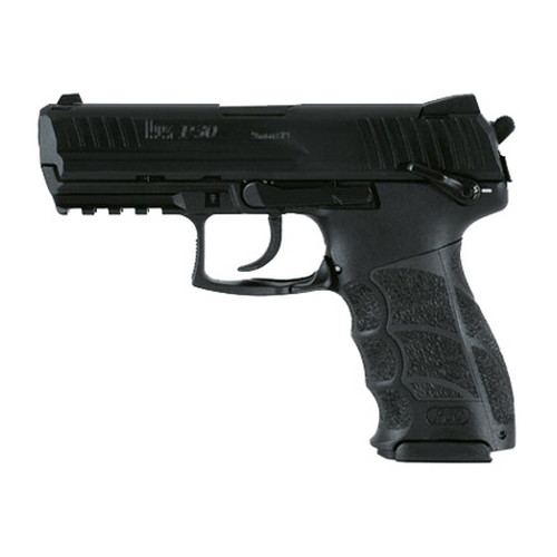 Heckler & Koch Heckler & Koch P30S V3 DA/SA withSfty/Decock Button 9mm Luger Luger10 Round 734001-A5