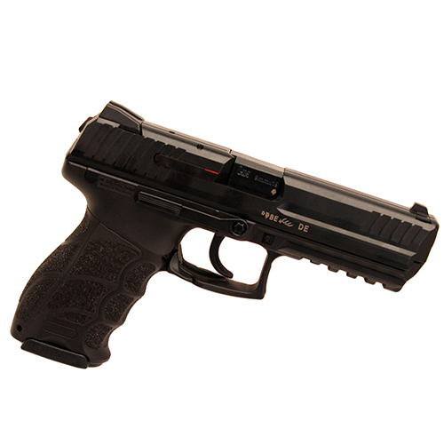 Heckler & Koch Pistol Heckler & Koch P30LS V3 DA/SA, with Safety/Decock Button 9mm Luger Luger10 Round 734001L-A5
