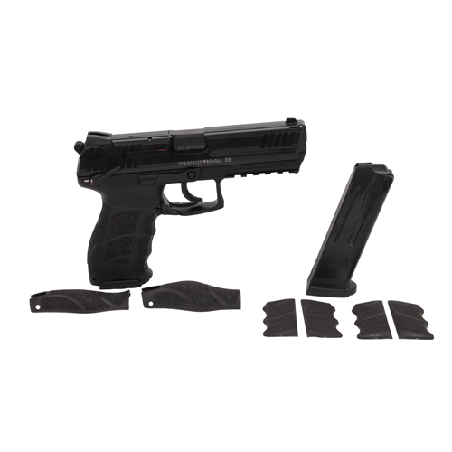 Heckler & Koch P30LS V3 9mm DA/SA Ambidextrous Safety/Decock 10 Round