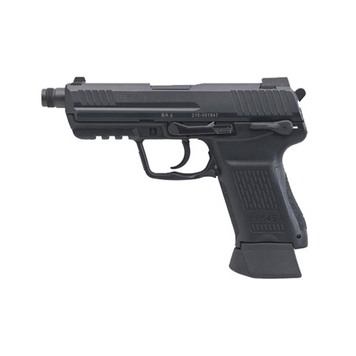 Heckler & Koch Pistol Heckler & Koch HK45 Compact Tactical V1 DA/SA with Safety/Decock 45 ACP 10 Round 745031T-A5