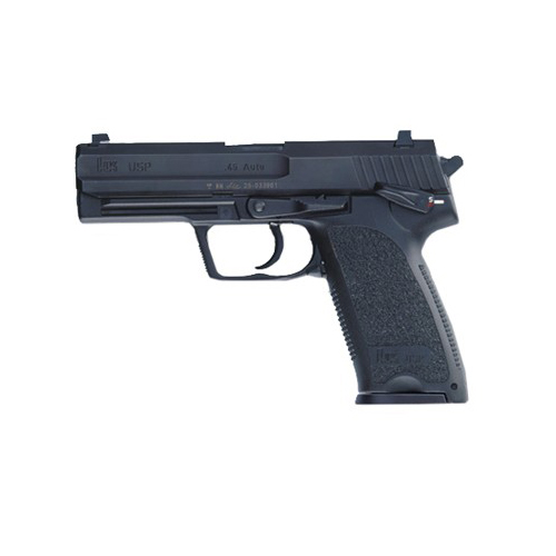Heckler & Koch Pistol Heckler & Koch USP 40 S&W Double Action/Single Action V1 with 2 13 Round Magazines M704001-A5