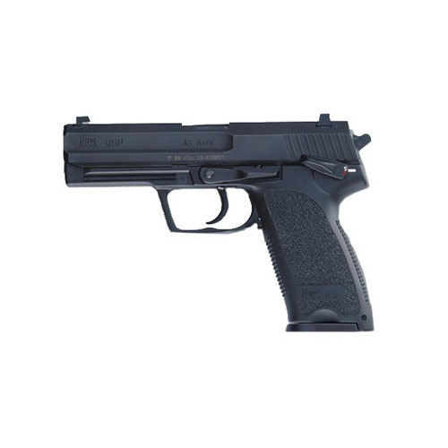 Heckler & Koch Pistol Heckler & Koch USP 45 ACP Double Action/Single Action V1 with 2 12 Round Magazines M704501-A5