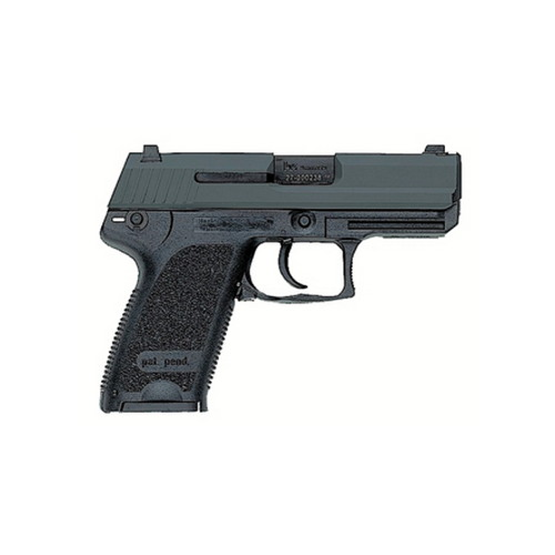 """Heckler & Koch USP9 9mm Luger Compact 3.58"""" Barrel 13 Round V7 LEM Double Action Only Semi Automatic Pistol M709037-A5"""