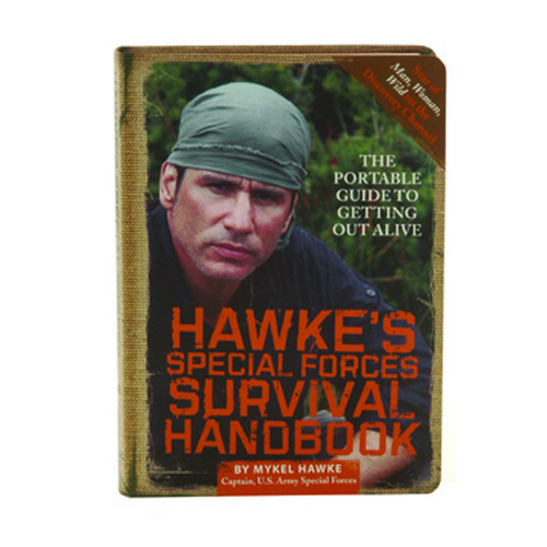 Hawke Knives Hawke SF Survival Handbook