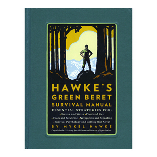 Hawke Knives Hawke Knives Hawke Green Beret Manual BO448180