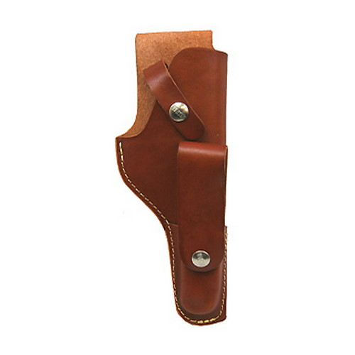 Hunter Company Hunter Company Leather Belt Holster Clip Case, Size 24 Right Hand 1111-000-111240