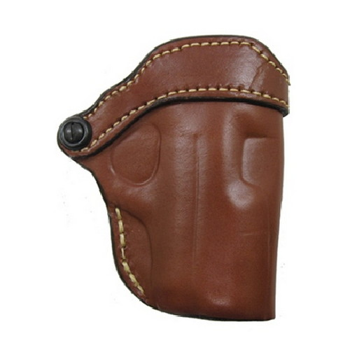 Hunter Company Hunter Company Open Top Holster Pro-Hide, Belt, Right Hand, Kimber Solo 1128-000-121000