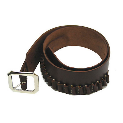 Hunter Company Hunter Company Adjustable Cartridge Belt Antique, .38 Caliber 3458-100-038