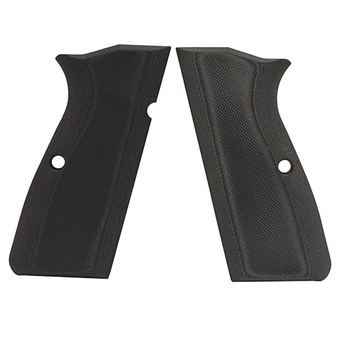 Hogue Hogue Browning Hi Power Grips G-10 Solid Black 09169