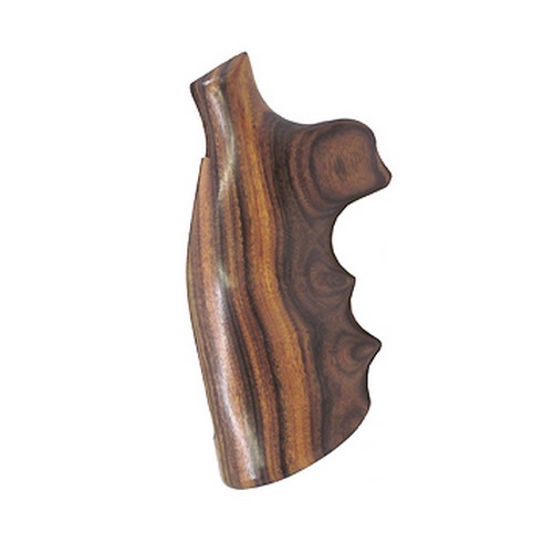 Hogue S&W K or L Frame Square Butt Grips Pau Ferro