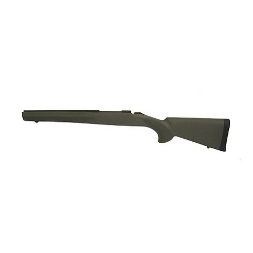Hogue Hogue Rubber Overmolded Stock for Howa 1500/Weatherby Howa 1500/Weatherby Short Action, Standard Pillar Bed, OD Green 15200