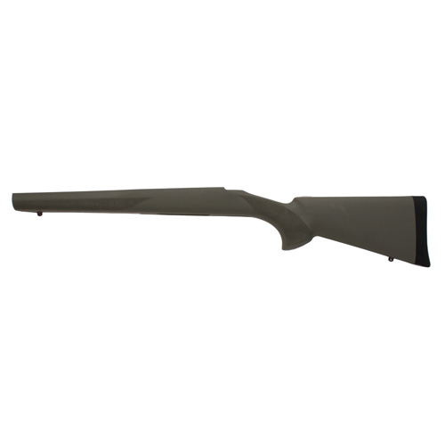 Hogue Hogue Howa 1500/Weatherby Long Action Stock Standard Barrel, Full Bed Block Olive Drab Green 15203