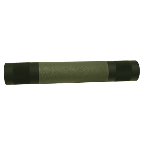 Hogue Hogue AR-15 Free Floating Overmolded Forend Rubber Grip Area, Olive Drab Green 15204