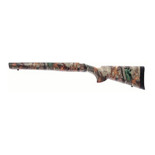 Hogue Hogue Howa 1500/Weatherby Long Action Stock Standard Barrel Pillarbed Timber 15501
