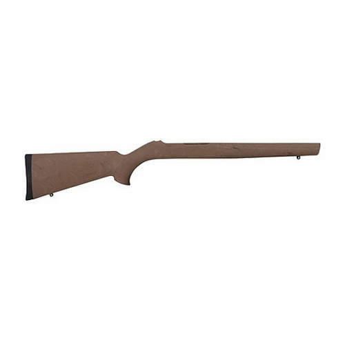 Hogue 10/22 Overmolded Stock Rubber, Standard Barrel, Ghillie Tan