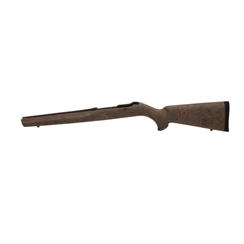 Hogue Hogue 10/22 Overmolded Stock Rubber, Magnum, Standard Barrel, Ghillie Tan 22920