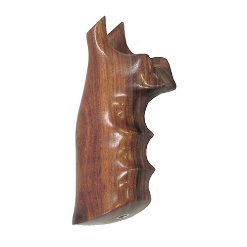 Hogue Hogue Wood Grips - Pau Ferro Smith & Wesson N Frame Square Butt 29300