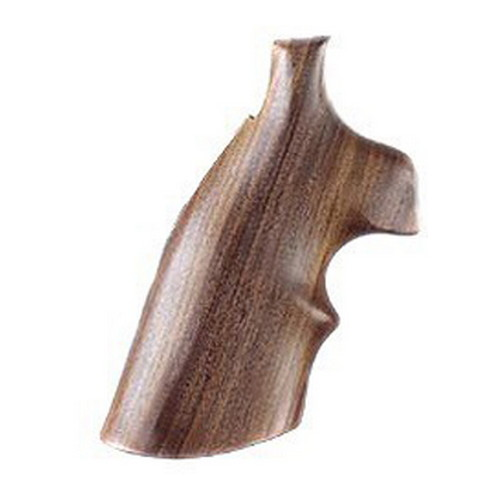 Hogue Hogue S&W N Frame Square Butt Grips Pau Ferro w/Top Finger Grooves 29350