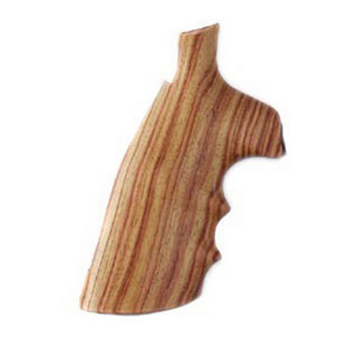 Hogue Hogue S&W N Frame Square Butt Grips Tulipwood 29700