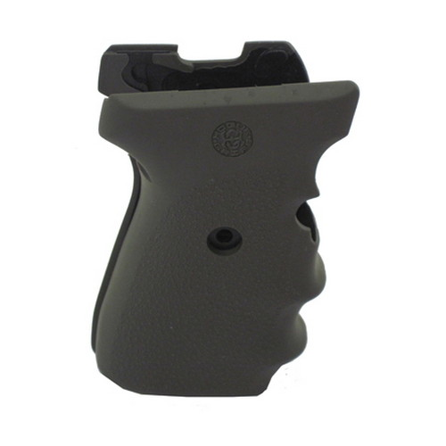 Hogue Hogue Sig P239 Grips Rubber w/Finger Grooves Olive Drab Green 31001