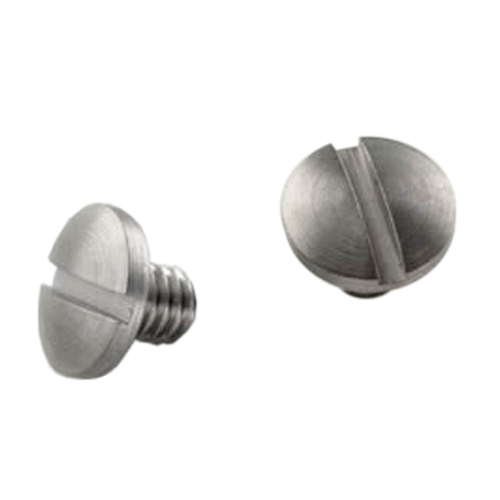 Hogue Hogue Sig P239 Grip Screws (Per 2) Slot, Stainless Steel Finish 31018