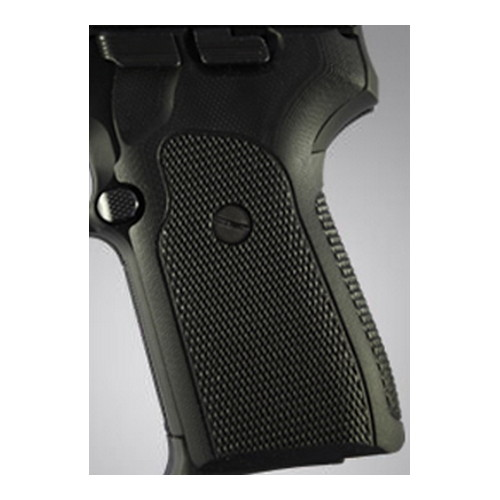 Hogue Hogue Sig P239 Grips Checkered G-10 Solid Black 31179