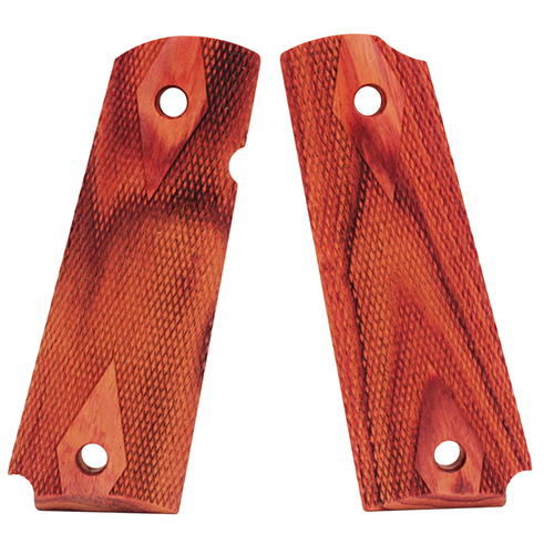 Hogue Hogue Colt & 1911 Government Grips Tulipwood, Checkered 45711