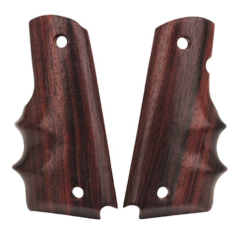 Hogue Hogue Colt & 1911 Government Grips Rosewood w/Finger Grooves 45900