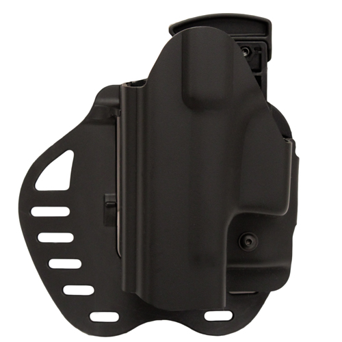 Hogue Hogue Glock 26 Holster Left Hand, Black 52116