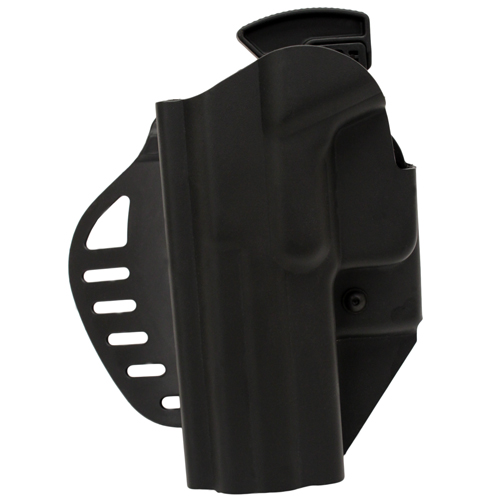 Hogue Sig P226 Holster Left Hand Black