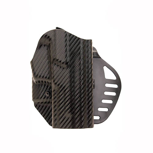Hogue Hogue Powerspeed ARS Stage 1 CarbonFiber Weave Hoslter C17, Sig P2022, Right Hand 52822