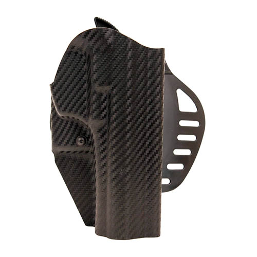 Hogue Hogue Powerspeed ARS Stage 1 CarbonFiber Weave Hoslter C9, Beretta 92, Right Hand 52892