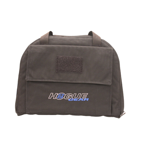 Hogue Hogue HG Pistol Bag Front Pocket, Black Medium 59250