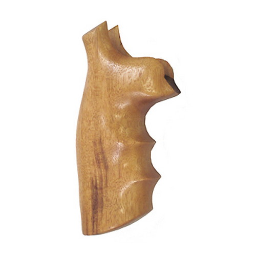Hogue Hogue Wood Grip - Goncalo Alves Taurus Medium/Large Frame Square Butt 66200