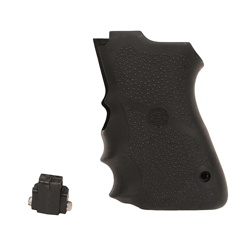 Hogue Rubber Grip for S&W Compact 9mm Double Stack Mag 69000