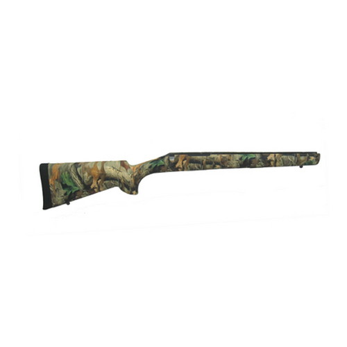 Hogue Hogue Remington Rubber Overmolded Stock Rem 700 BDL Shot Action Heavy/Varmint Timber 70512