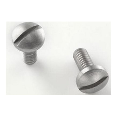 Hogue CZ-75/TZ-75 Grip Screws (Per 2) Slot, Stainless Steel Finish