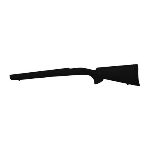 Hogue Hogue Rubber Over molded Stock for Ruger 77 MKII SA w/ Pillar Bed 77000