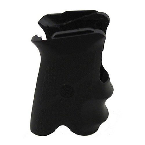 Hogue Hogue Rubber Grip for Ruger P85/P89/P90/P91 w/ Finger Grooves 85000