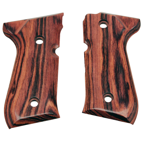 Hogue Hogue Beretta 92 Grips Kingwood 92610