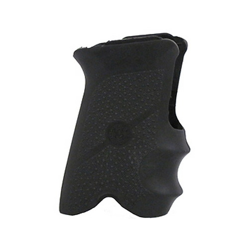 Hogue Hogue Rubber Grip for Ruger P93/P94 w/ Finger Grooves 94000