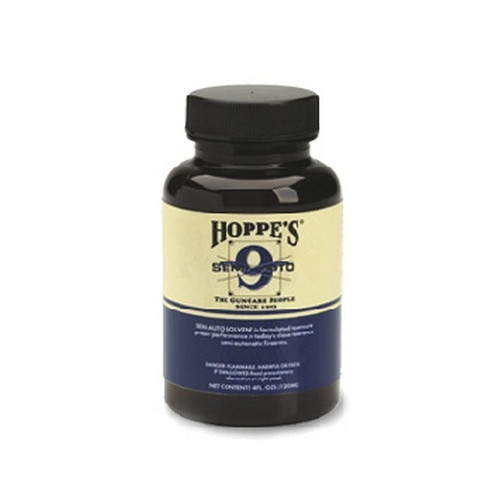 Hoppes Semi Auto Solvent 4 oz Case of 10