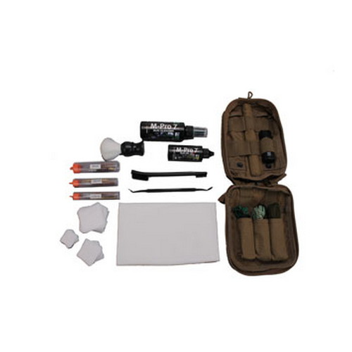 Hoppes Hoppes M-Pro 7 Tactical Cleaning Kit Small Arms, Boxed 070-1507
