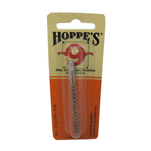 Hoppes Hoppes Phosphor Bronze Brush .243/.25 Caliber 1310P