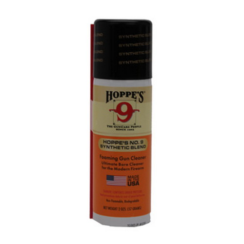 Hoppes Hoppes No 9 Synthetic Blend Gun Bore Cleaner 2 oz 905G