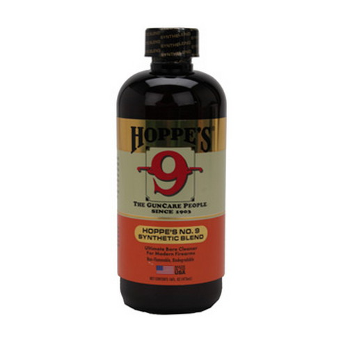 Hoppes Hoppes No 9 Synthetic Blend Gun Bore Cleaner 16 oz 916G
