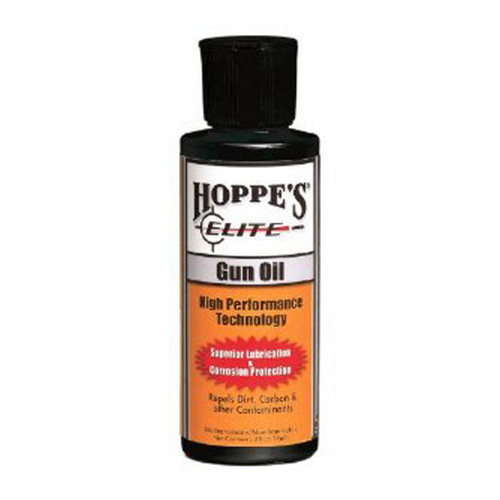 Hoppes Hoppes 2 oz Elite Gun Oil, Bottle E/F GO2
