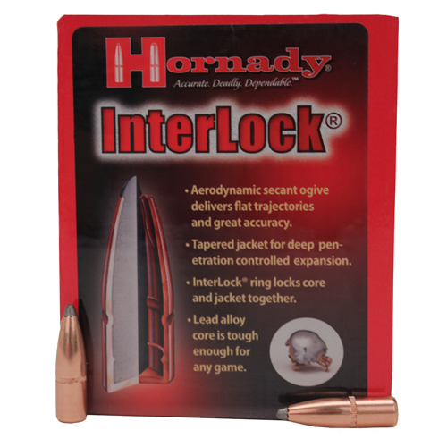 Hornady Hornady 8mm Bullets 195 Gr SP (Per 100) 3236